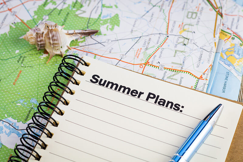 summer marketing plans