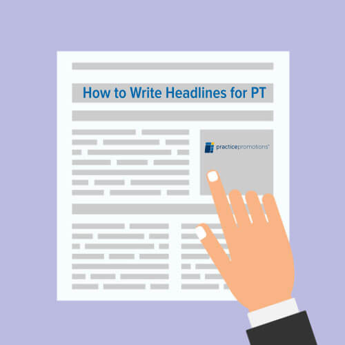 Write a Headline that Gets Patients Attention