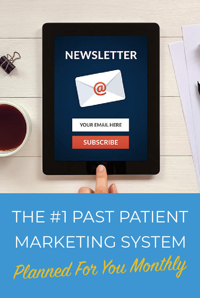 physical therapy newsletter system
