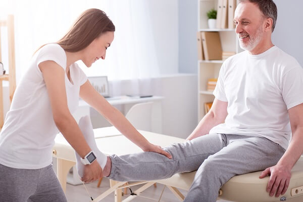 news patients for physical therapy