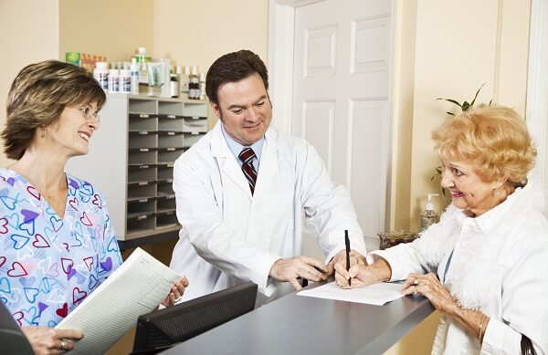 increase patient volume with physician referrals