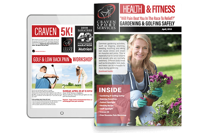craven-sport-therapy-newsletters