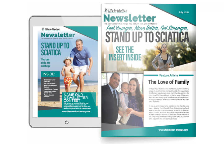 digital newsletters included