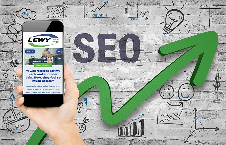 mobile website boosts SEO