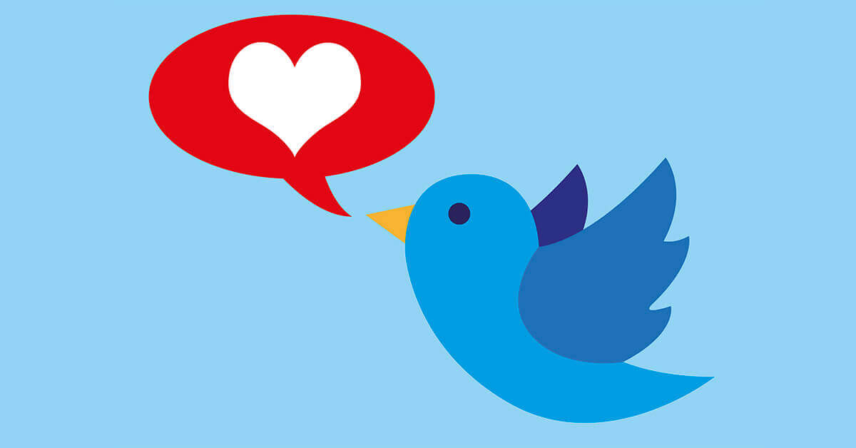 Using your twitter account to engage PT patients