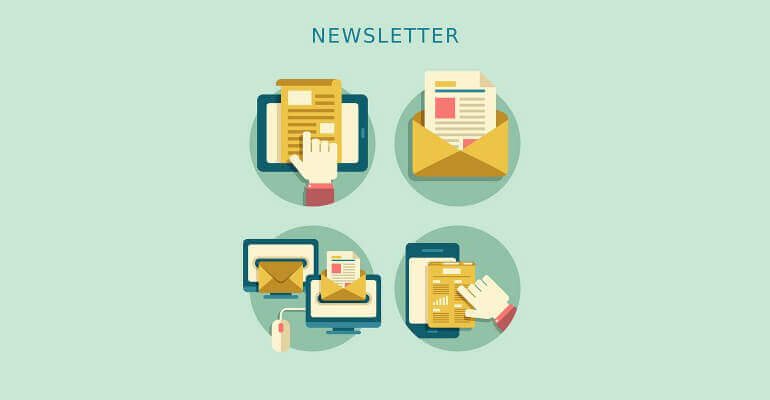 e-newsletters for PT patient marketing