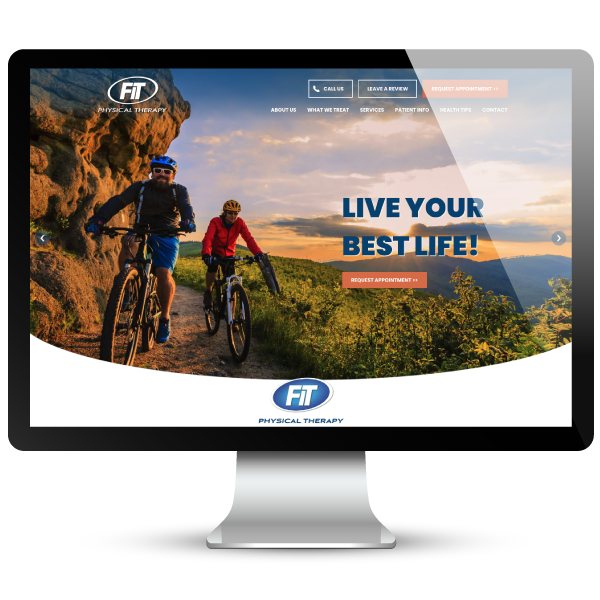 Fit Physical Therapy Website