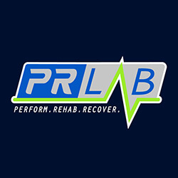 performance recovery labs logo