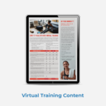 Fitness Lab PT Newsletter Custom Content