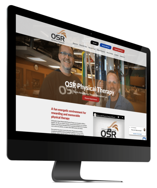 PT Website Sample OSR