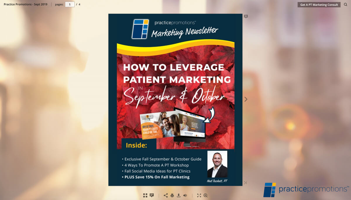 september marketing newsletter