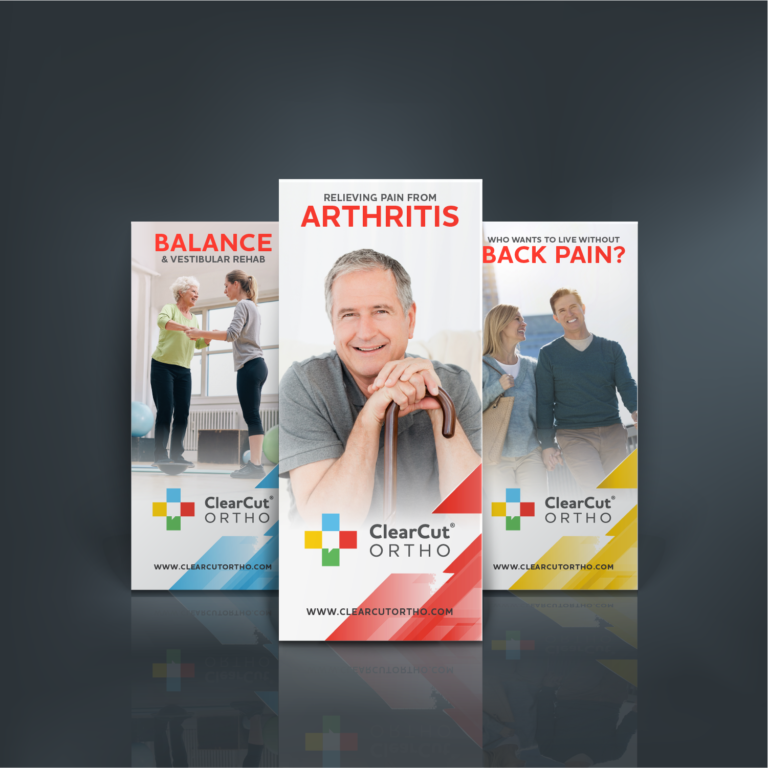 PT Patient Condition Rack Card Set