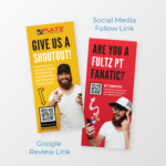 Patient Review Rack Cards Links