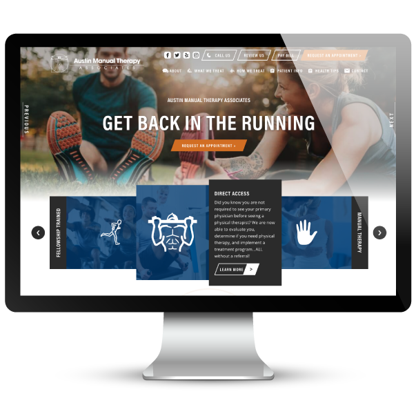 Austin Manual Therapy PT Website
