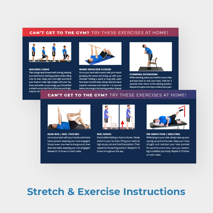 Iberia Rehab PT Exercise Content Newsletter