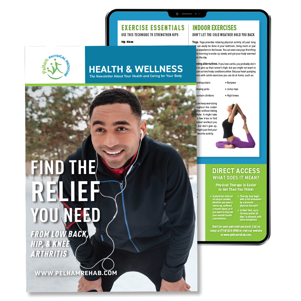 Pelham Physical Medicine PT Newsletter Sample