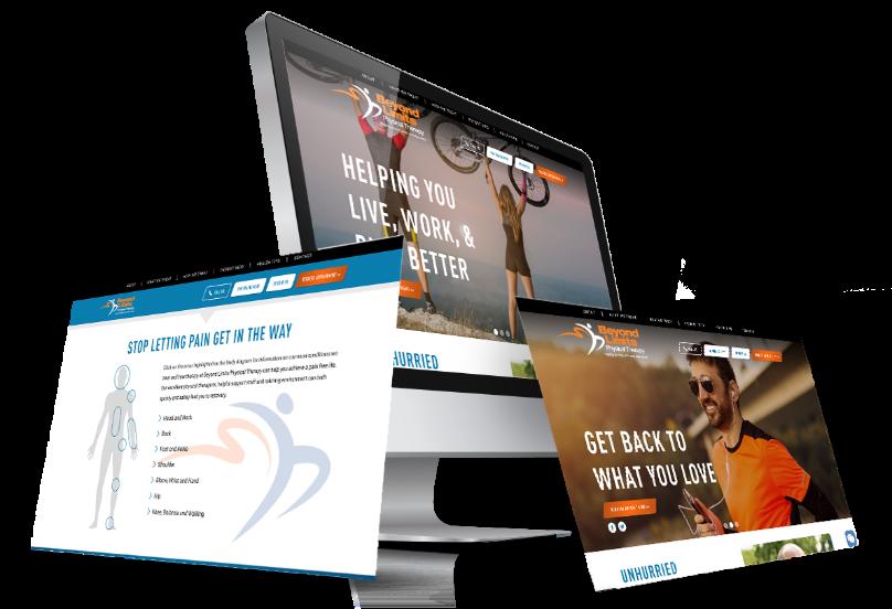 PT Website Design 2020 portfolio