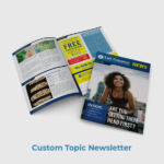 Full Potential PT Patient Newsletter Custom Topic