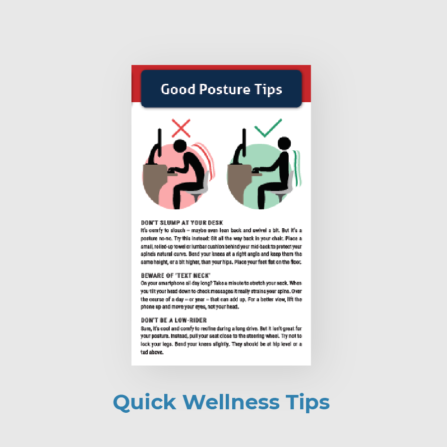 Lonoke PT Wellness Tips Patient Newsletter