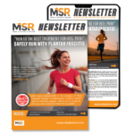 MMA Sports Rehab Patient Newsletter