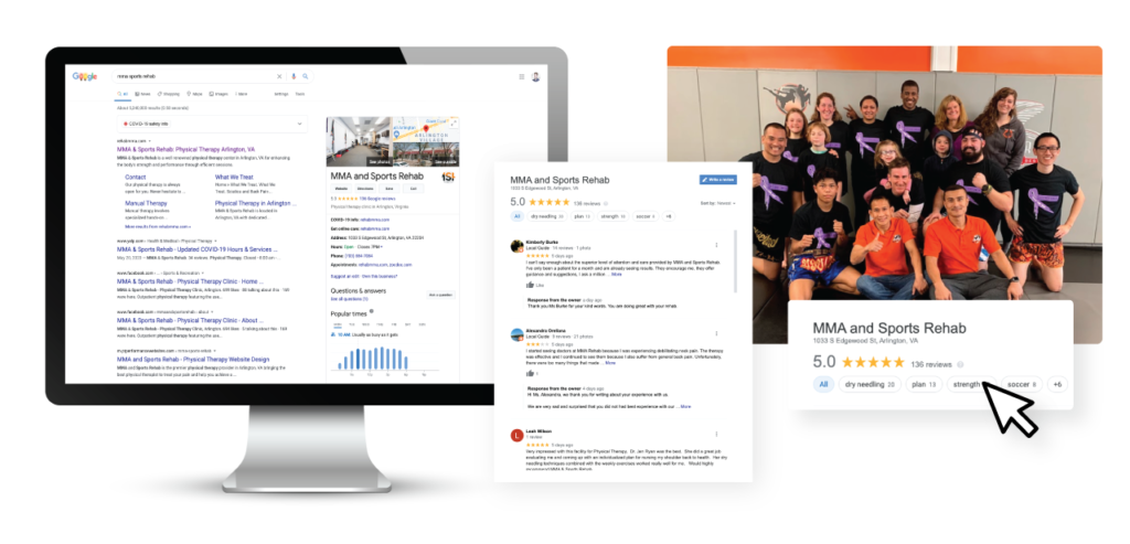MSR Rehab Google Reviews and Results