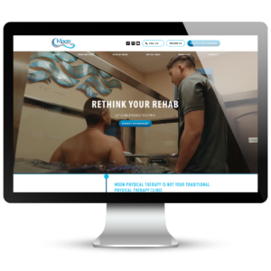 Moon Physical Therapy Website