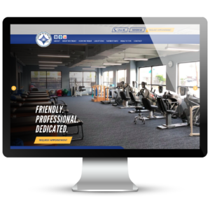 New York Physical Therapy Website