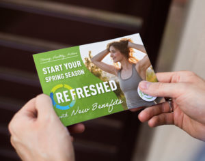 Spring PT Marketing Campaign