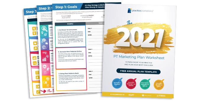 PT Marketing Plan Template PDF