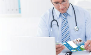 physician referral marketing tool sample