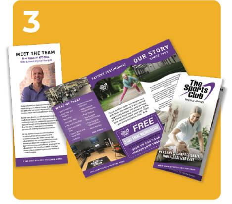 Physician Marketing Brochure
